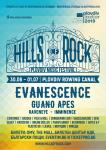 Hills of Rock 2017  - GUANO APES, THREE DAYS GRACE, EXISTANCE