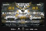 KAVARNA ROCK 2014 - HELLOWEEN, SABATON, GOTTHARD, JORN