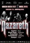 Green Rock Fest - NAZARETH