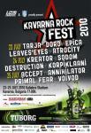 Kavarna Rock Fest (day 3) - VOIVOD, PRIMAL FEAR, ANNIHILATOR, ACCEPT