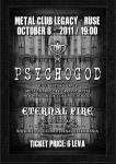 PSYCHOGOD, ETERNAL FIRE