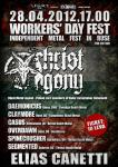 Workers Day Fest - CHRIST AGONY, DAEMONICUS