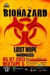 BIOHAZARD, HARDFACED