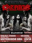 KREATOR, ELUVEITIE, CALIBAN, EMERGENCY GATE