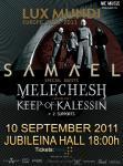 SAMАEL, MELECHESH, KEEP OF KALESSIN