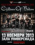 CHILDREN OF BODOM, DECAPITATED