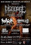 DISGORGE, NATRON, SACRAMENTAL BLOOD
