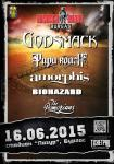 Summer Chaos Festival - GODSMACK, PAPA ROACH. BIOHAZARD, AMORPHIS