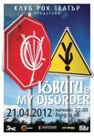 Yuvigi, My Disorder
