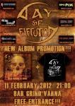 Day Of Execution- Album Promo
