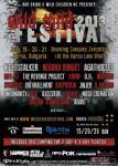 KROW, NEGURA BUNGET - Wild Child Rock Festival