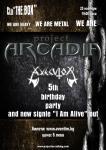 Project Arcadia, Axecutor