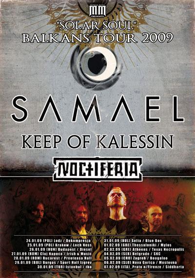 SAMAEL, KEEP OF KALESSIN