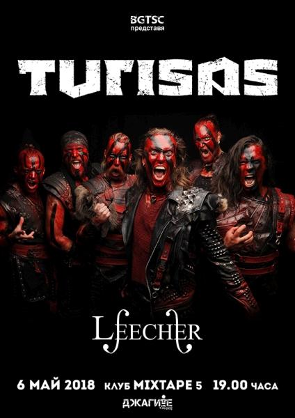 TURISAS, LEECHER