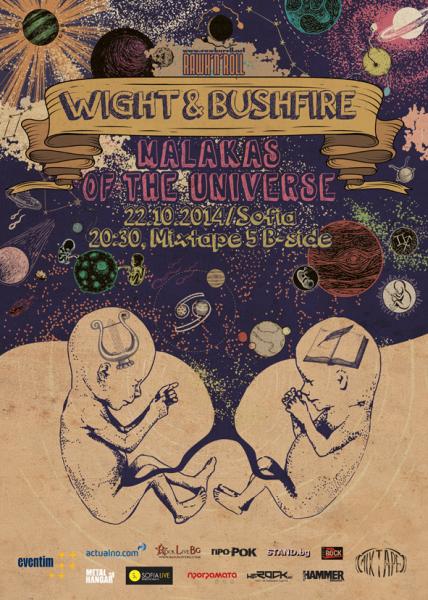 WIGHT, BUSHFIRE