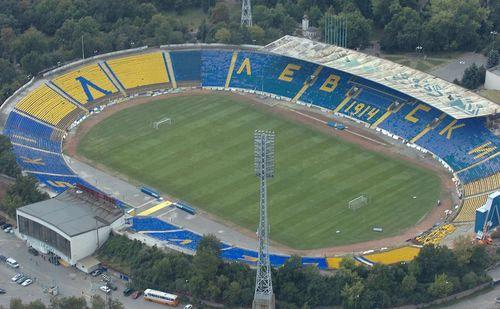 Стадион Георги Аспарухов