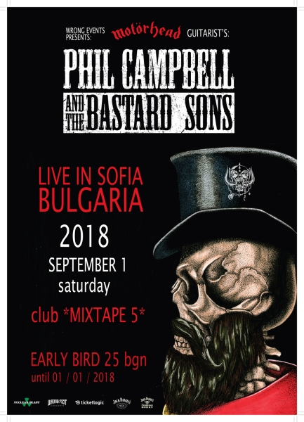 Poster Phil Campbell