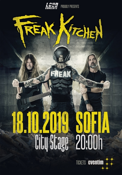 freak kitchen sofia 2019
