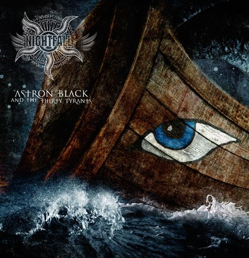nightfall astron black cover