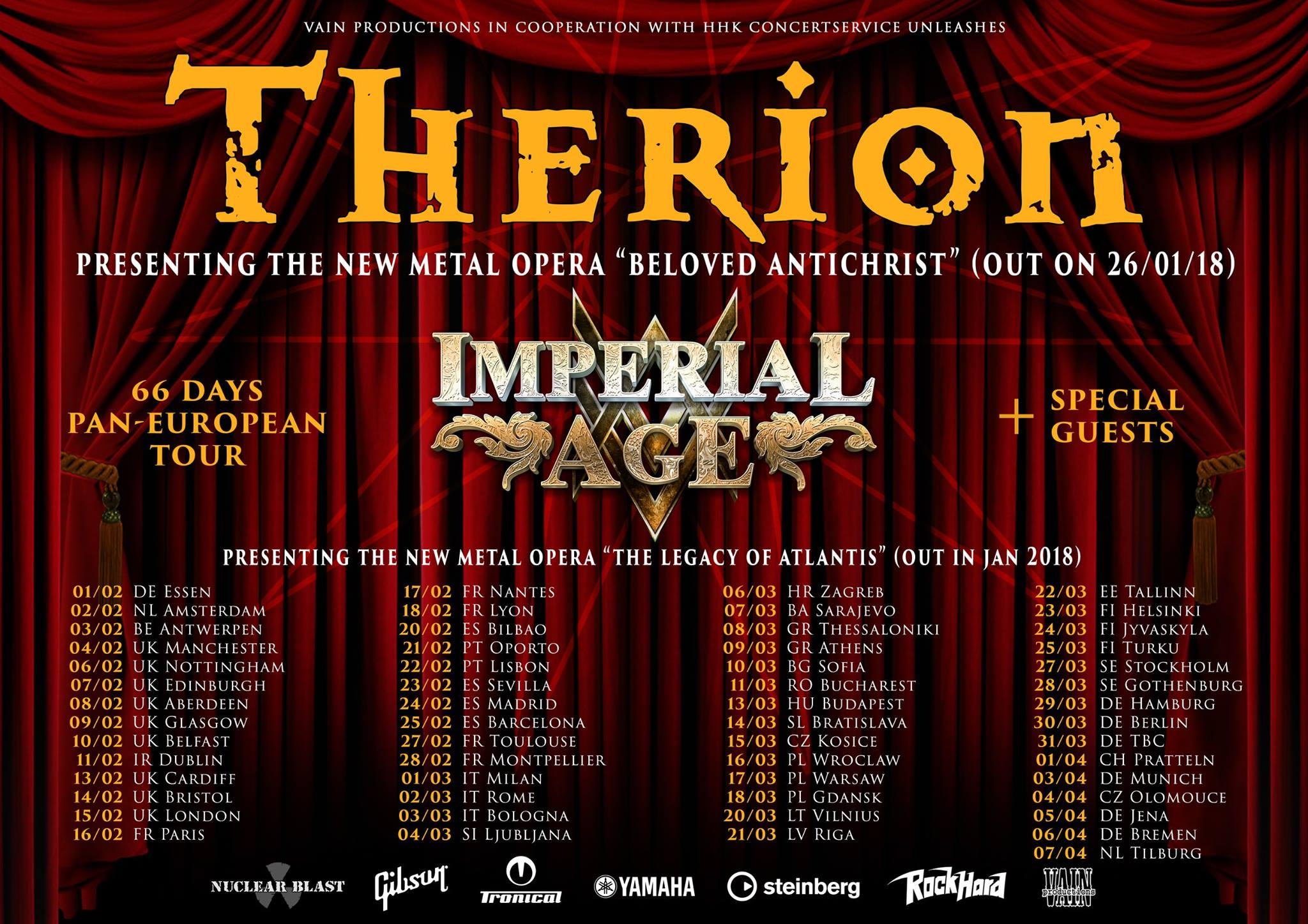 therion sf 18